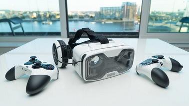 跨平台VR神器MVR Ascend可兼容PS4与Xbox 众筹已开始