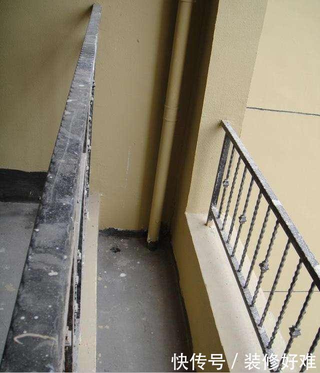 自作聪明把设备平台改成阳台空间,物业师傅:赶快停下来