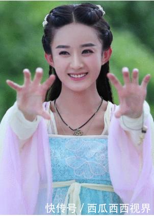 """""""收视女王""""赵丽颖有终于接班人了,她的古装造型一出,美"""