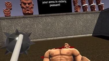 暴力格斗游戏《葛恩人VR》即将完成 堪称视觉冲击