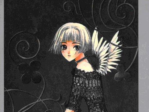 CLOVER三叶草年代少女漫画90漫画的图片