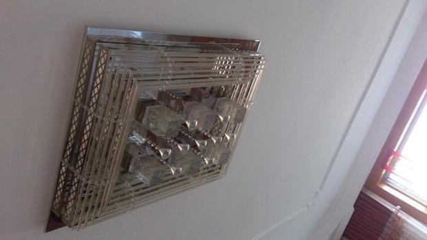 客厅led灯如何拆卸