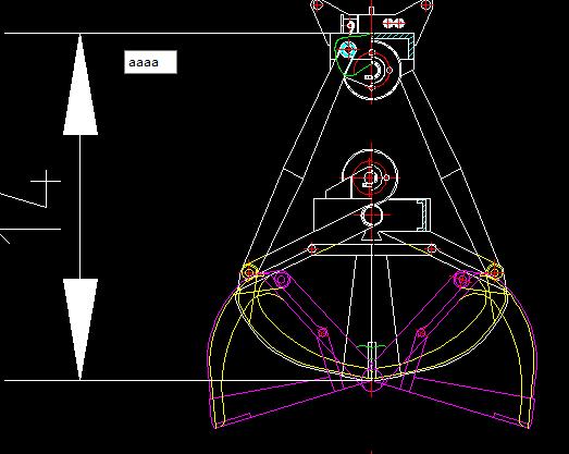 cad用法样式太大了_360问答cad的s标注中键图片