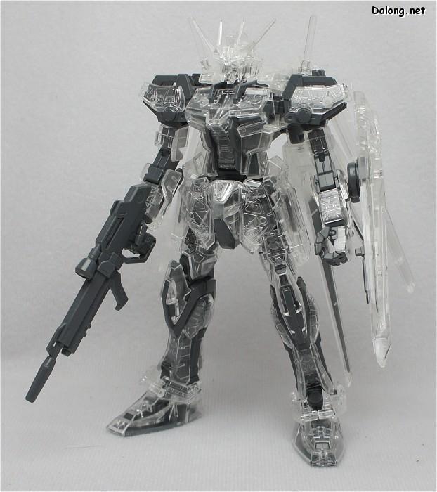 GAT-X105强袭高达透明版