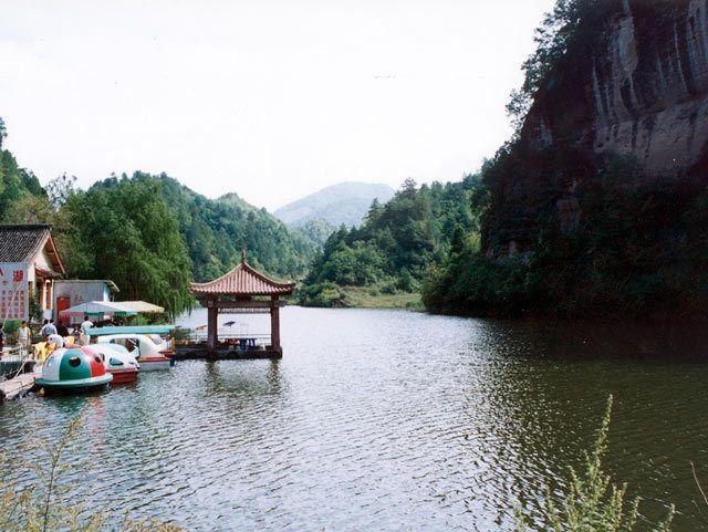会理仙人湖