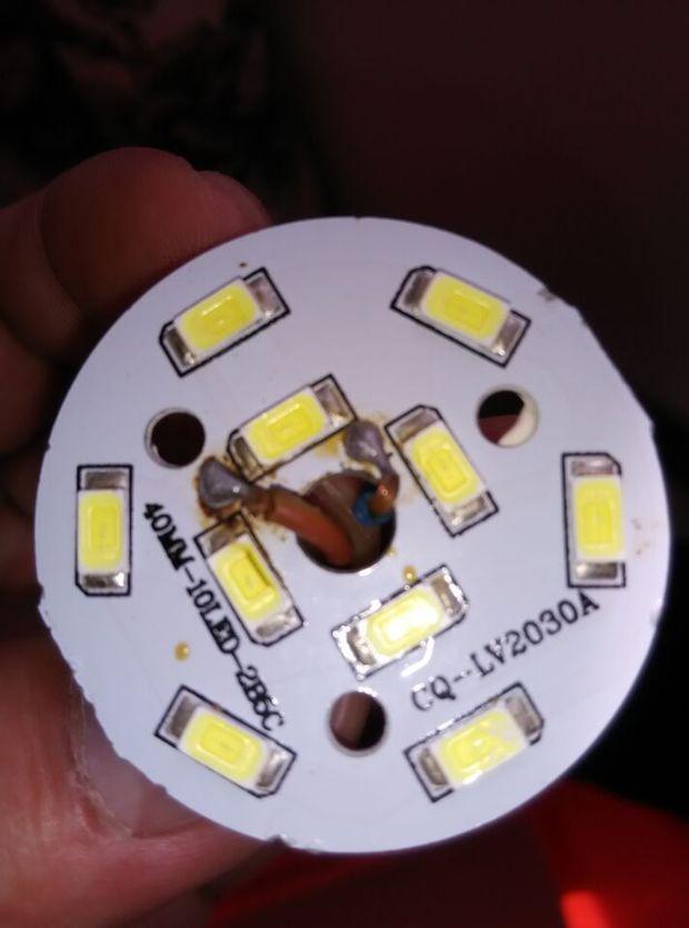 40mm-10led-2b5c代表灯片是多少瓦的啊