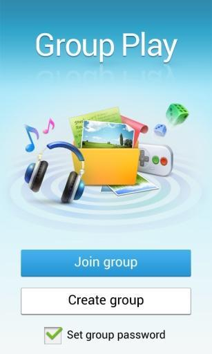 GROUP  PLAY截图1