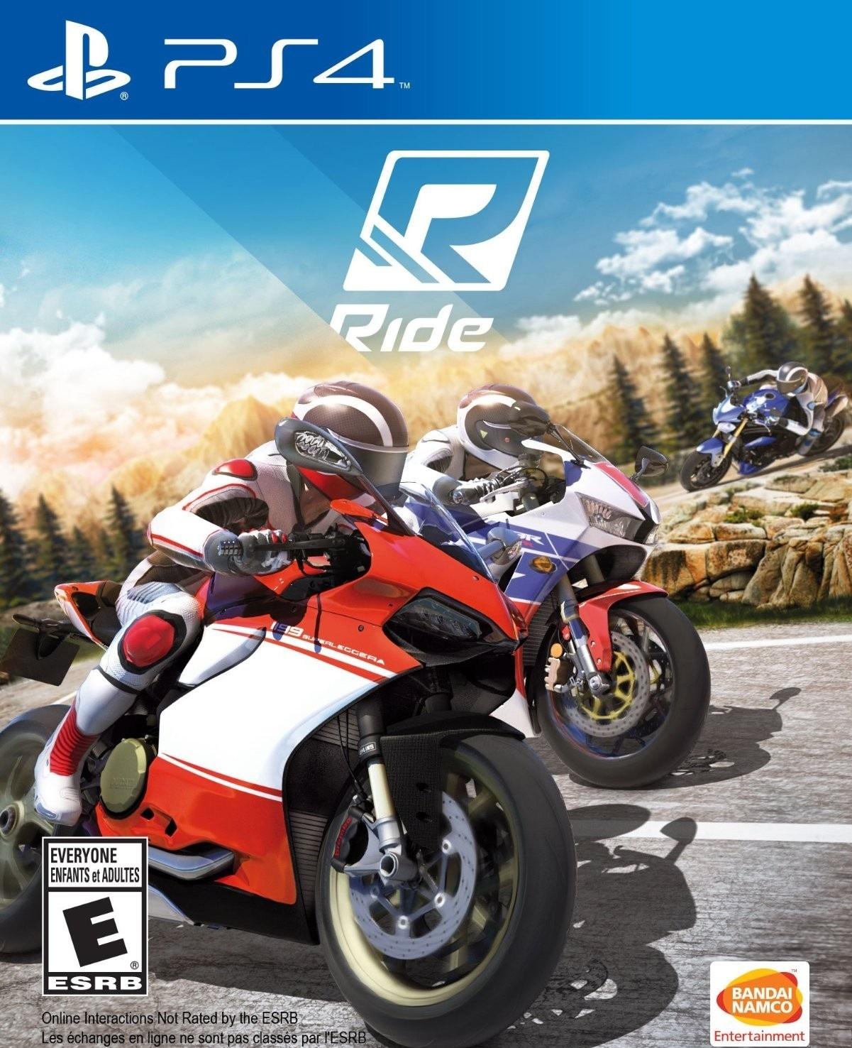 《极速骑行》PS4国行版即将发售
