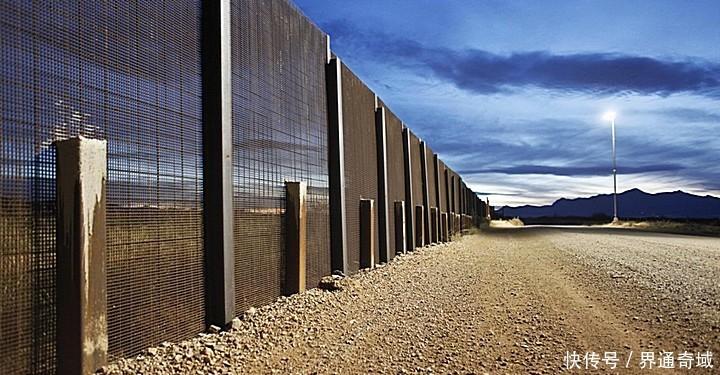 非洲最富有的国家之一正在修建边境墙,此举激怒了邻国