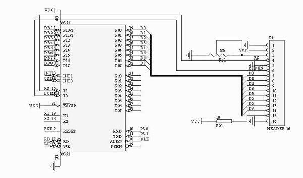单片机,stc89c52单片机对dht11温湿度传感器在lcd1602上显示温湿度