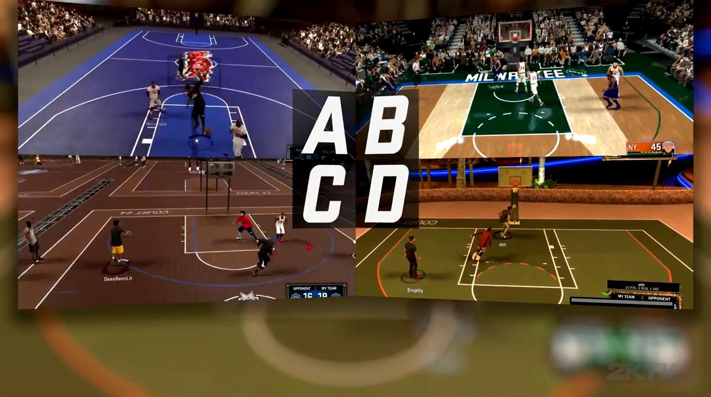 NBA2KTV第三季03