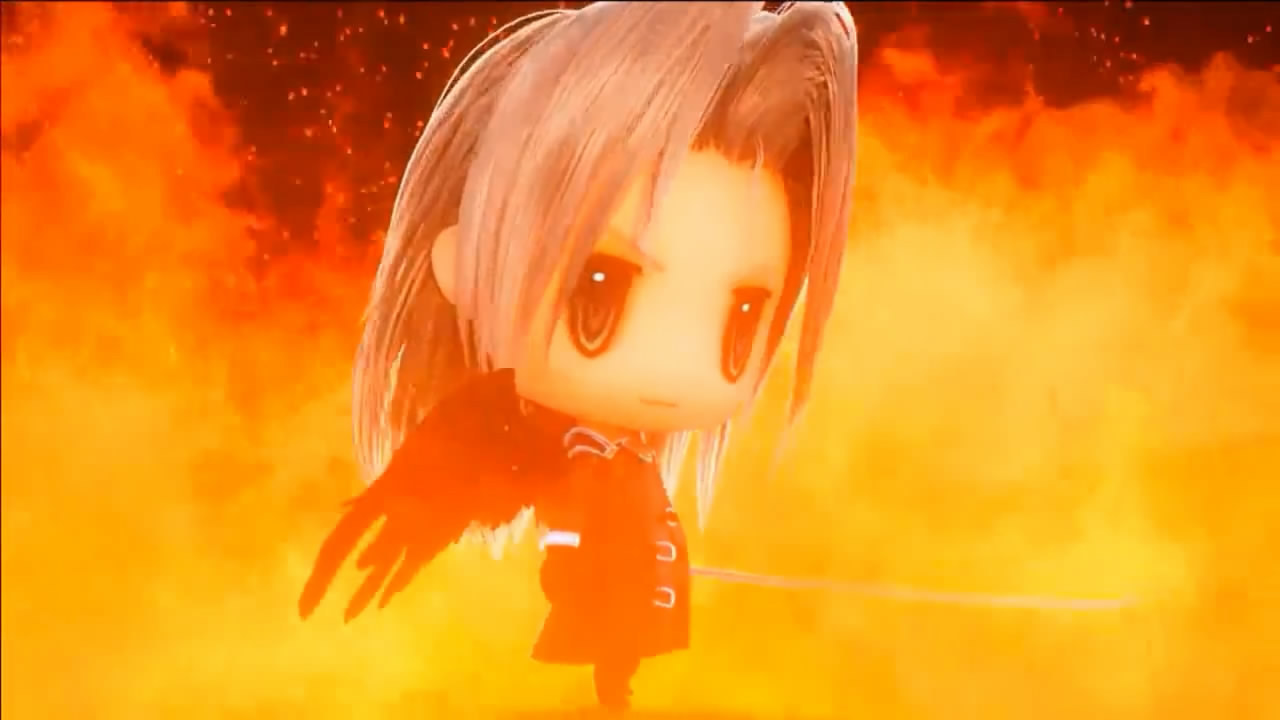 《最终幻想世界》最新内容