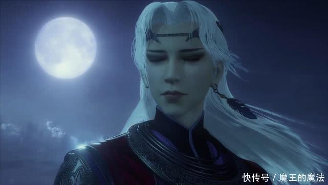 不良人:蚩梦误会李星云,尤川告知真相时,蚩梦的