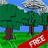 魔方世界动态壁纸 Cube World LWP Free