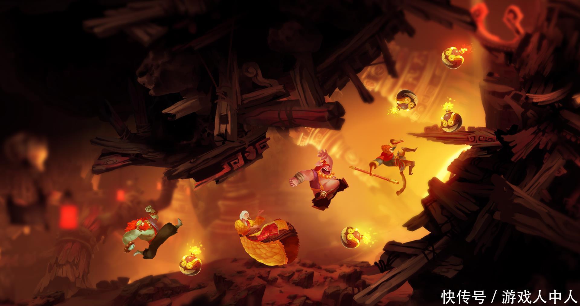 Fami通游戏评分《西游记》改编作《非常英雄》获31分