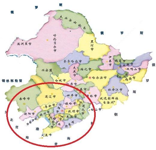 东北三省包括哪些城市_东北三省有哪些城市