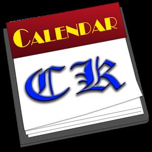 CK Calendar Widget